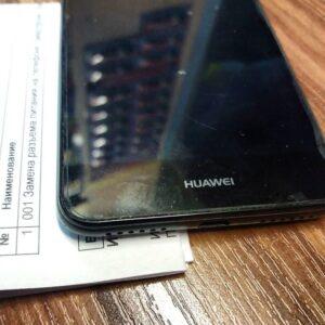 Замена гнезда питания на телефоне Huawei
