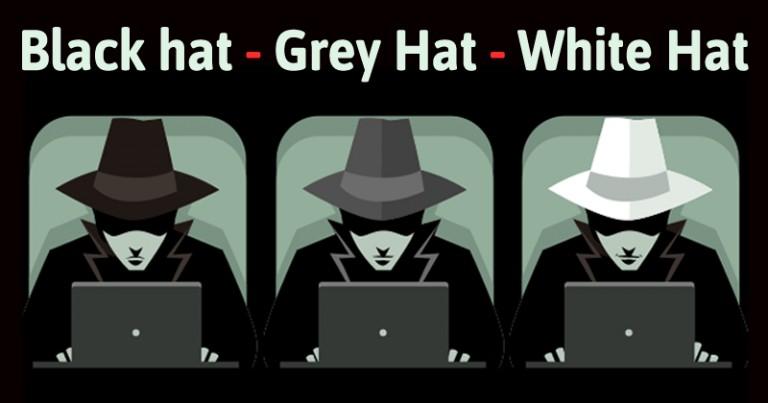 черные и белые хакеры
